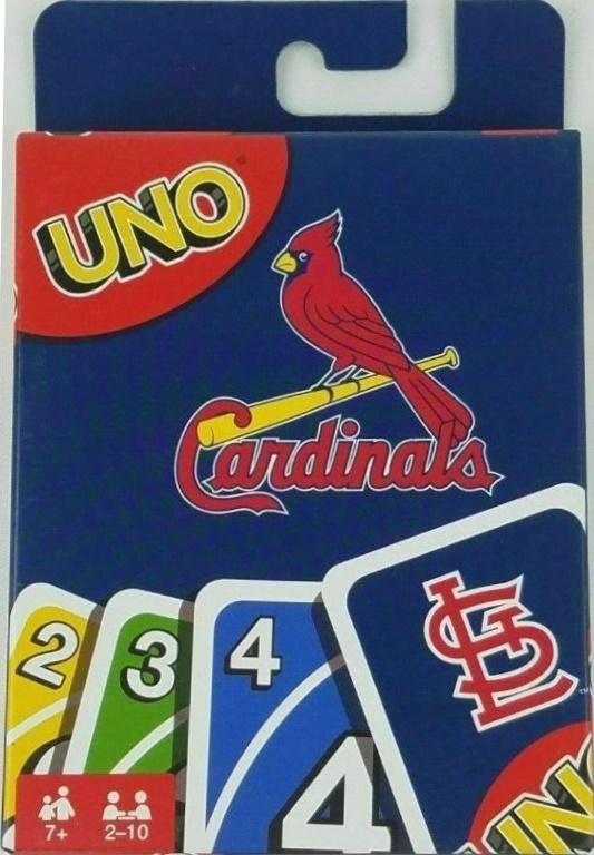 St. Louis Cardinals Uno (2017)