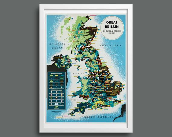 Great Britain –Her Natural and Industrial Resources