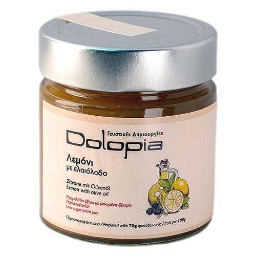 Lemon jam with olive oil - 280g