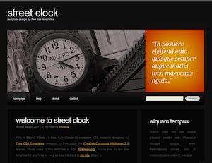 Streetclock thumbnail