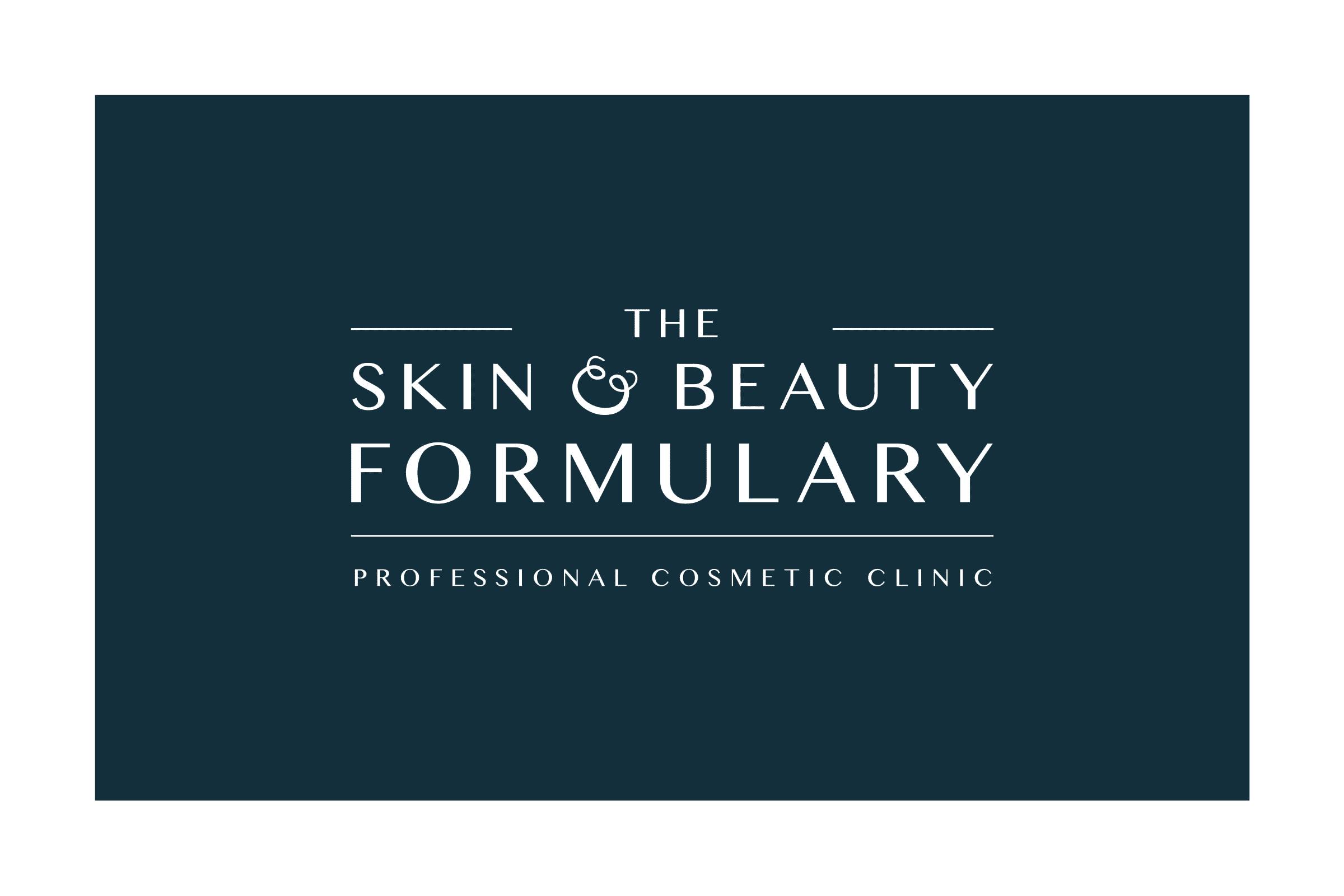 Skin and Beauty Formulary: Full Logo