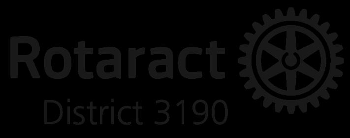 Rotaract 3190 Masterbrand Simplified - Black