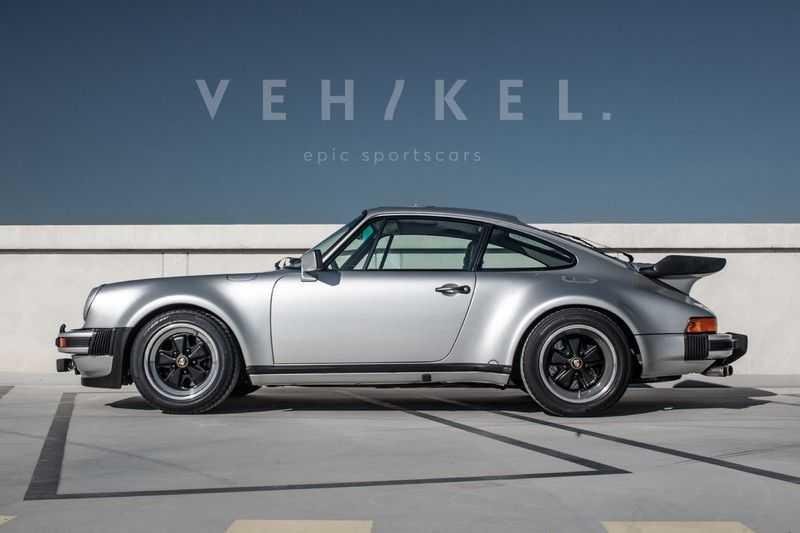 Porsche 911 930 3.3 Turbo Coupé // uitzonderlijk mooie staat // afbeelding 6