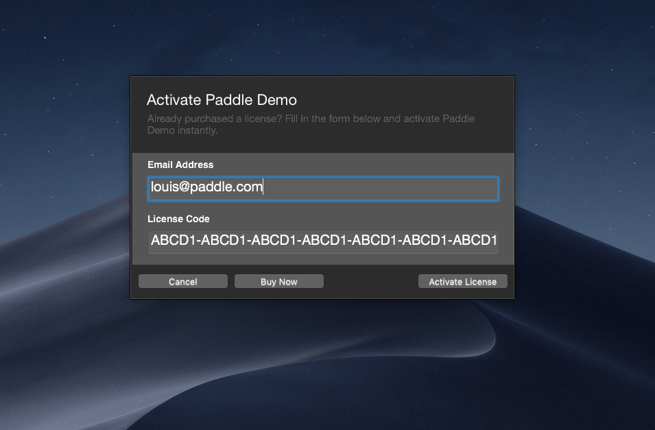 Mac SDK v4 supporting Dark Mode in Mojave