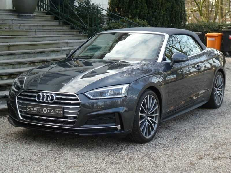 Audi A5 Cabriolet 2.0 TFSI S-Line afbeelding 23