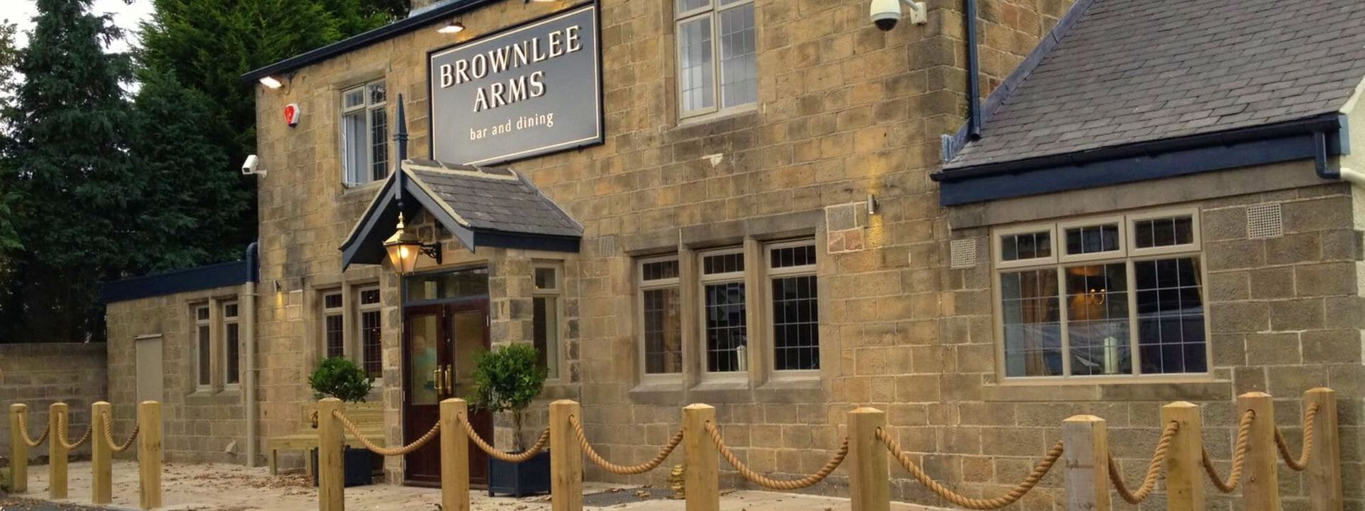 Brownlee Arms Pub