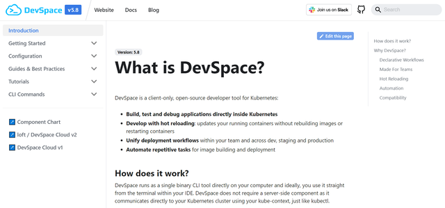DevSpace
