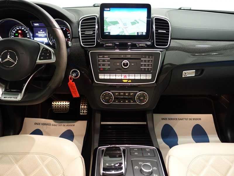 Mercedes-Benz GLE Coupé 43 AMG 4MATIC Bi-Turbo 391pk Autom Panodak, Designo Leer, B&O, Full! afbeelding 3