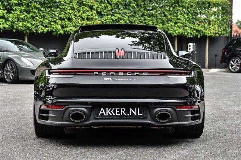 Porsche 911 4S SCH.DAK+4WSTURING+CARBON+ACC+MATRIX LED afbeelding 15