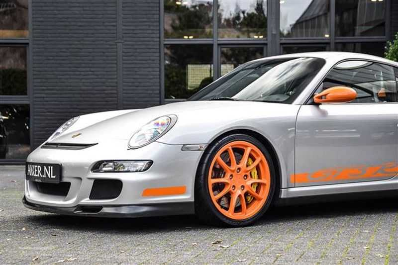 Porsche 911 GT3 RS CARBON SCHAALSTOELEN+ROLKOOI afbeelding 23