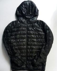 Uniqlo Ultralight down jacket