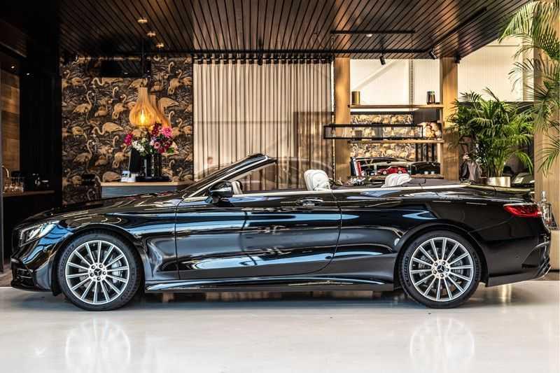 Mercedes-Benz S-Klasse Cabrio 560 | Swarovski | Burmester | 360 graden | Distronic | afbeelding 21