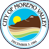 logo of City of Moreno Valley