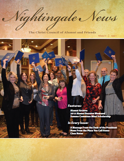 Alumni Winter 2016 Cover