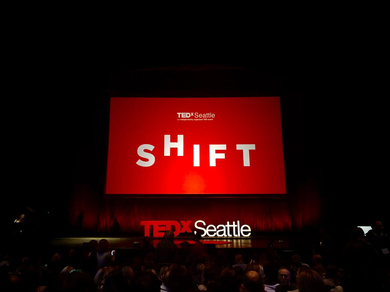TEDxSeattle 2019: Shift
