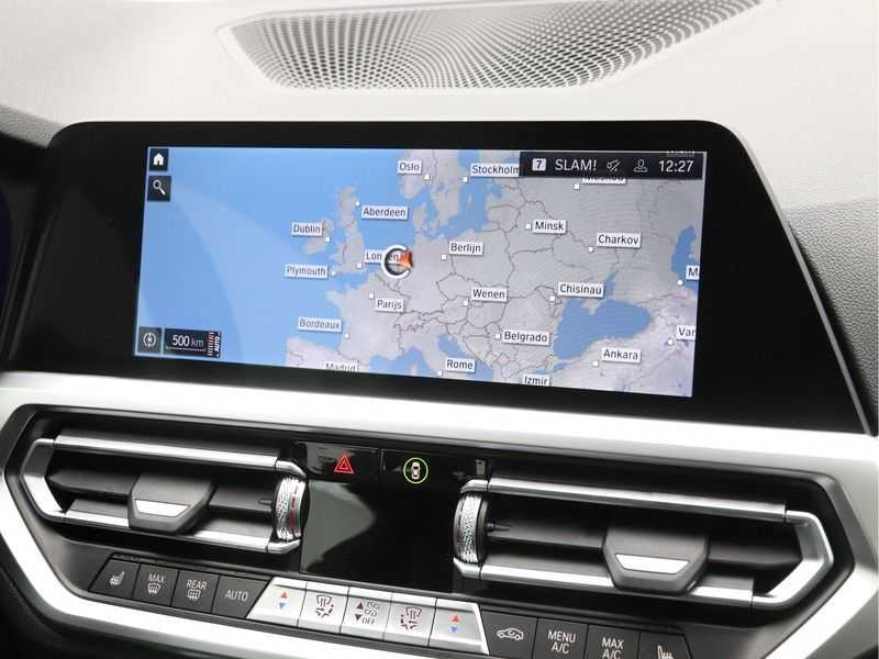 BMW 4 Serie Coupé 420i High Exe M-Sport Aut. afbeelding 17