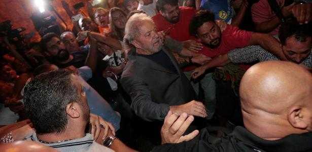 Lava Jato cogitou nova ordem de prisão contra Lula para atender Moro
