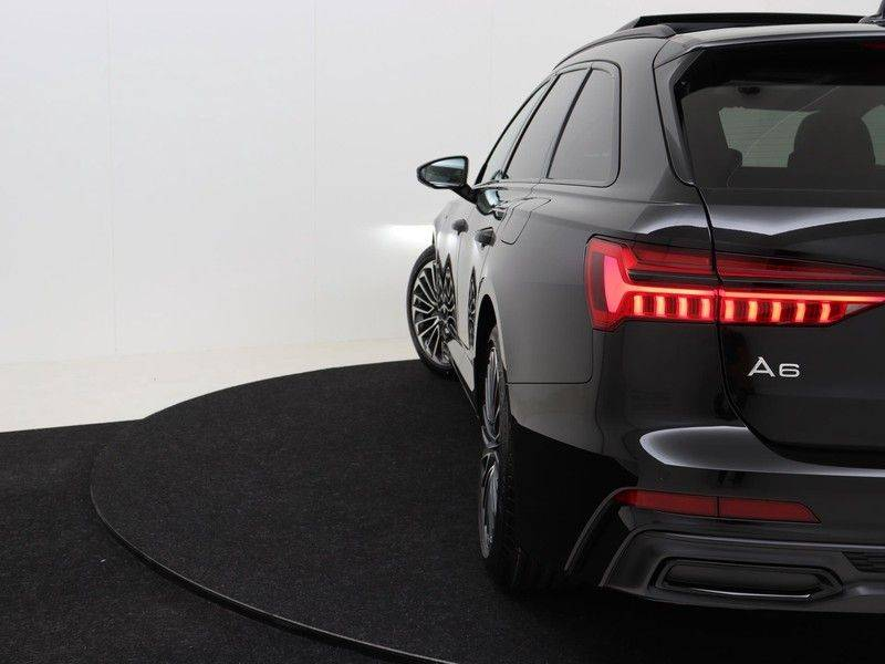 Audi A6 Avant 55 TFSI e 367 pk quattro Competition | Panoramadak | Assistentiepakket Tour | Keyless Entry | Optiekpakket | Trekhaak | Verlengde Fabrieksgarantie afbeelding 19