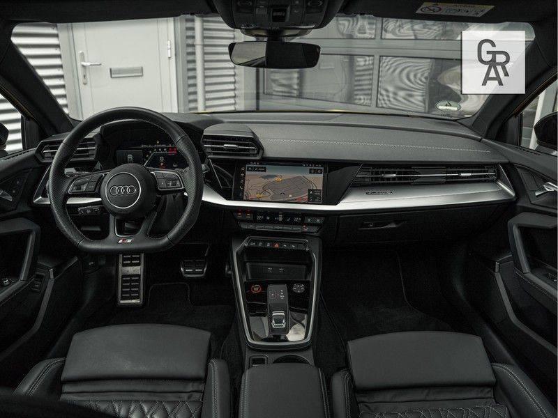 Audi S3 Sportback   Nieuw Model   B&O   Pano dak   Supersport stoelen 2.0 TFSI S3 quattro Pro Line Plus afbeelding 8