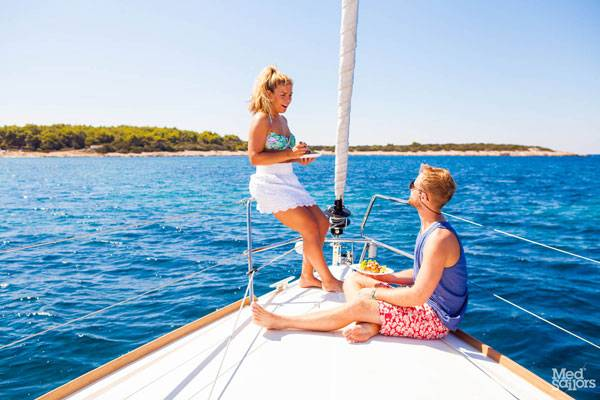 Walking in the Footsteps of Gods on a Greece Sailing Trip