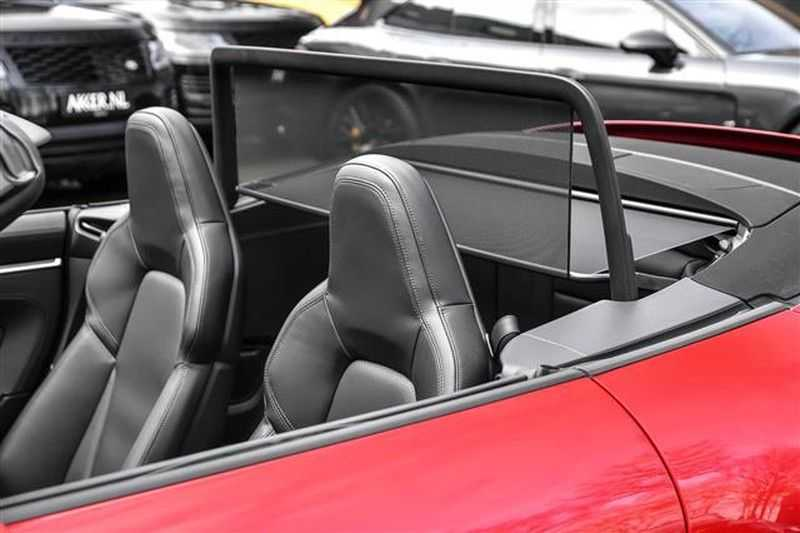 Porsche 911 4S CABRIO SPORTDESIGN+4WSTURING+SPORTCHRONO afbeelding 14