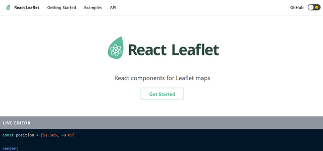 React-Leaflet
