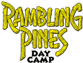 Rambling Pines Day Camp logo