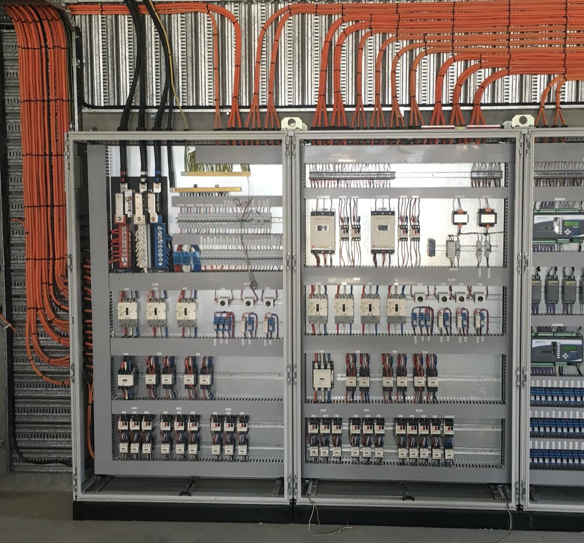 Brisbane industrial electrician