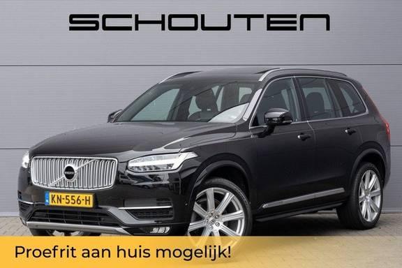 "Volvo XC90 2.0 D4 190pk AWD Inscription 7-pers. Pano Leer Camera 21"""