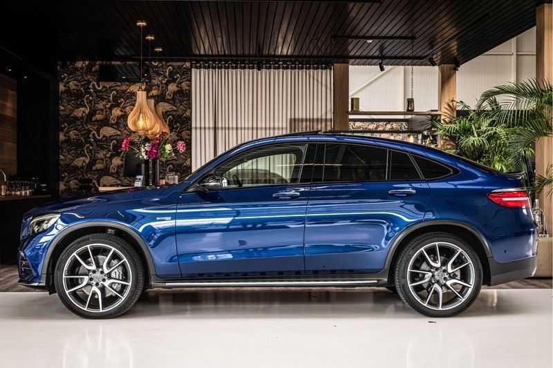 Mercedes-Benz GLC Coupé 43 AMG 4MATIC | Burmester | Memory | Head Up-Display | Stoelverwarming V+A afbeelding 2