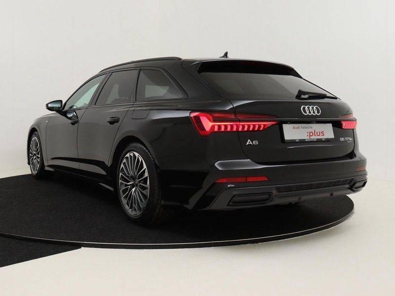 Audi A6 Avant 55 TFSI e 367 pk quattro Competition | Panoramadak | Assistentiepakket Tour | Keyless Entry | Optiekpakket | Trekhaak | Verlengde Fabrieksgarantie afbeelding 7