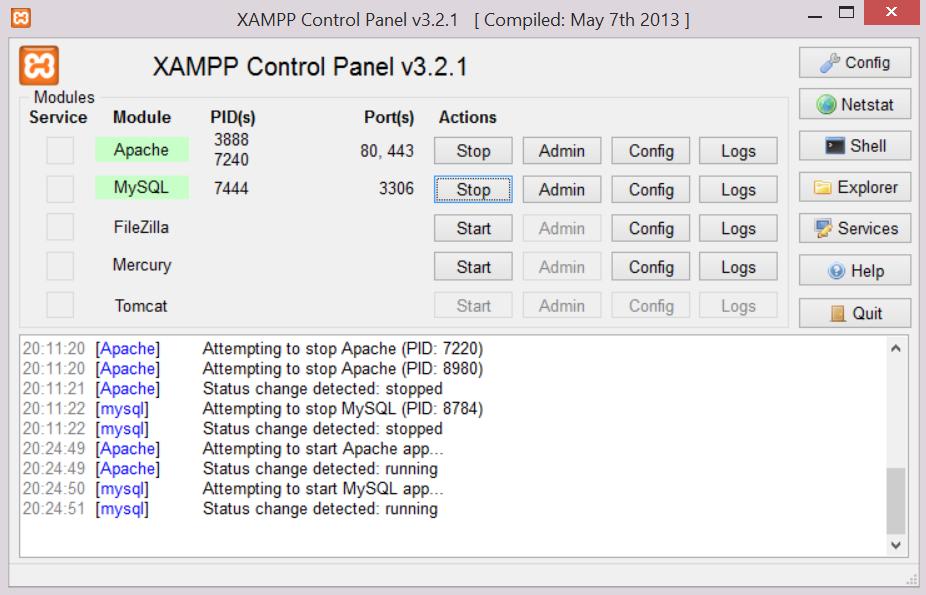 XMPP_control_panel_running