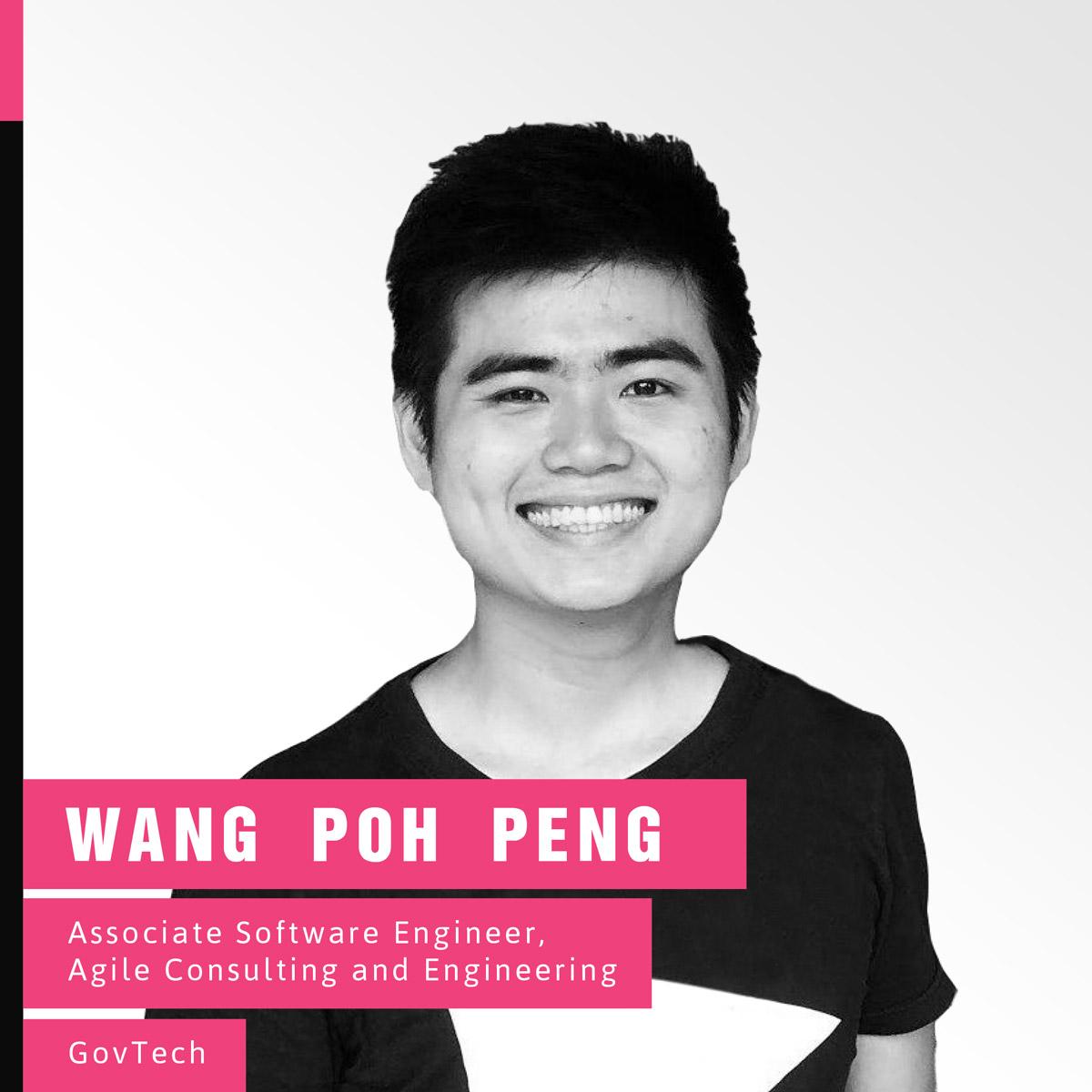 Mr Wang Poh Peng
