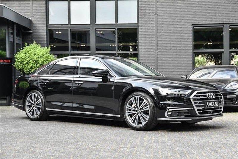 Audi A8 60 TFSI E HYBRID MASSAGE+4WSTURING+360CAMERA afbeelding 10