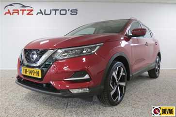 Nissan QASHQAI 1.2 Tekna + | DAB | PANO | KEYLESS | 1e EIG |