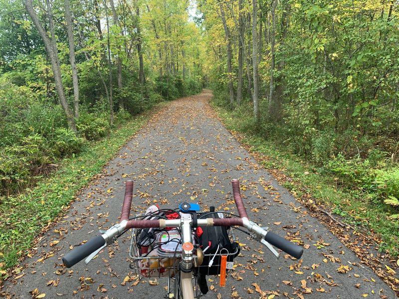 Upper Canada Village trail