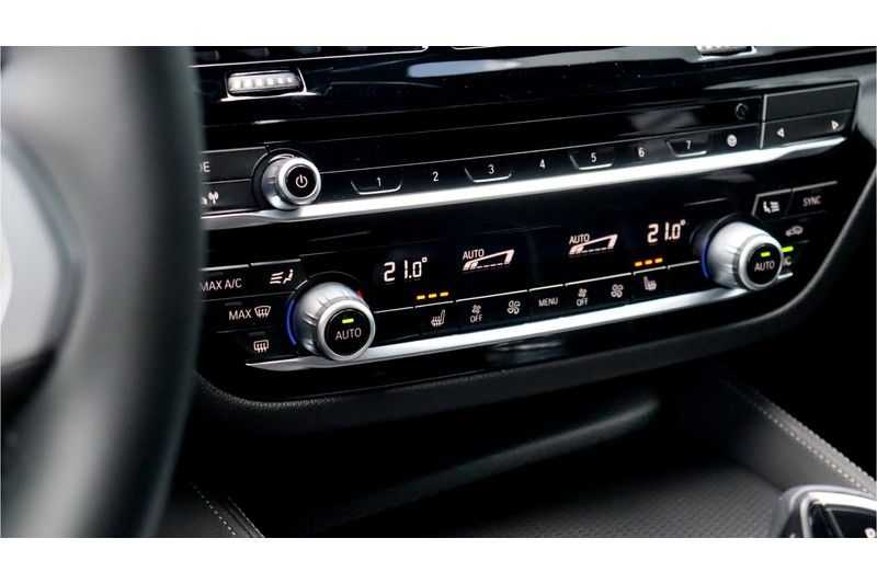BMW 5 Serie Touring 530i High Executive M Sport Driving Assistant Prof, Head-Up Display, DAB, Memory afbeelding 25