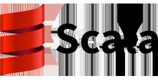 Scala language logo