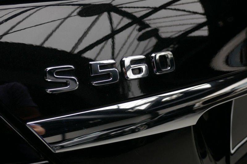 Mercedes-Benz S-Klasse 560 4Matic Lang Premium Plus afbeelding 17