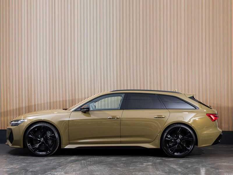Audi RS6 TFSI quattro afbeelding 4