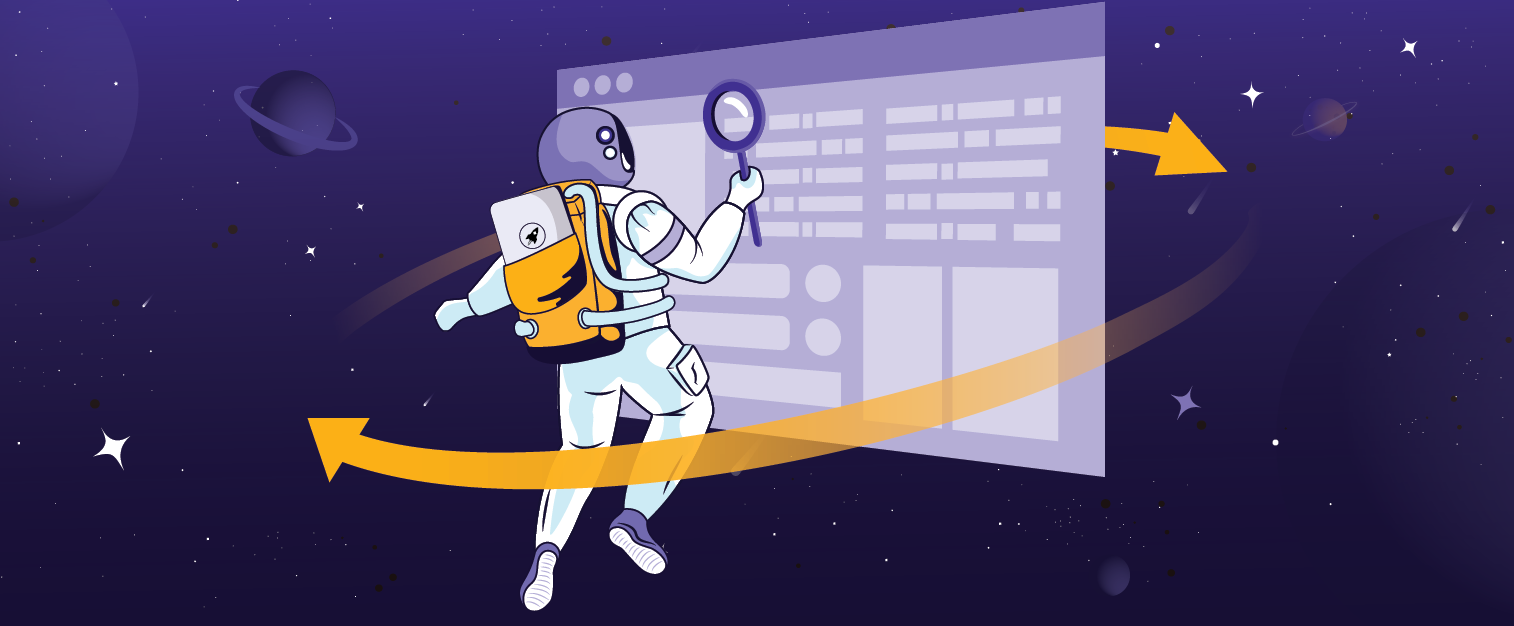 illustration of the blog post: The Galactic Fed Guide to Resource Page Link Building