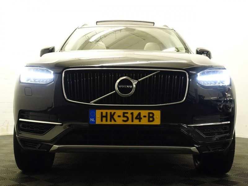 Volvo XC90 2.0 T8 Twin Engine 320pk R-Design uitv. Aut- 7 Pers, Pano, Leer, Camera, Head-up, Full! afbeelding 20