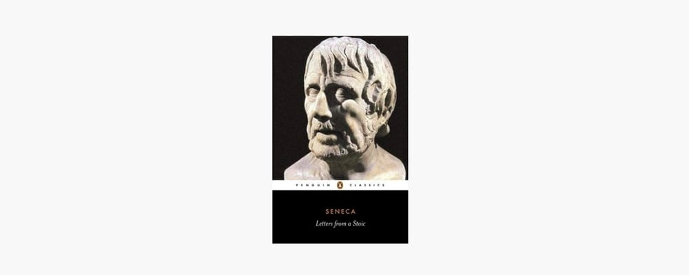 a book called letters of a stoic