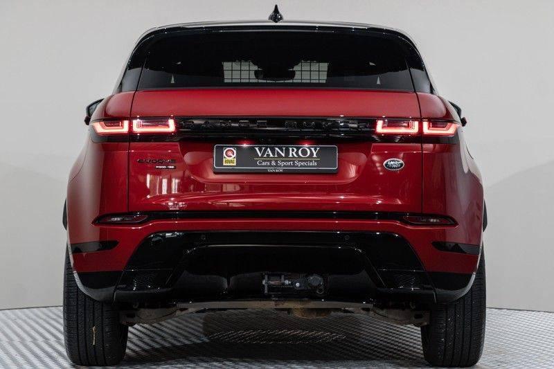 "Land Rover Range Rover Evoque P300 R-Dynamic 300pk AWD Black Pack Panoramadak ClearSightSpiegel MeridianSound Volleder AmbientLight Navi Keyless Full-Led DAB 20"" 360Camera Pdc afbeelding 14"
