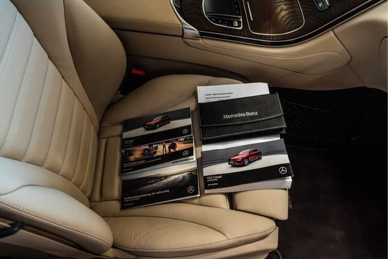 Mercedes-Benz GLC Coupé 300 4MATIC AMG | Night pakket | Distronic | Memory |Sound systeem | Sfeerverlichting | Luxury interieur | Apple Carplay | afbeelding 24