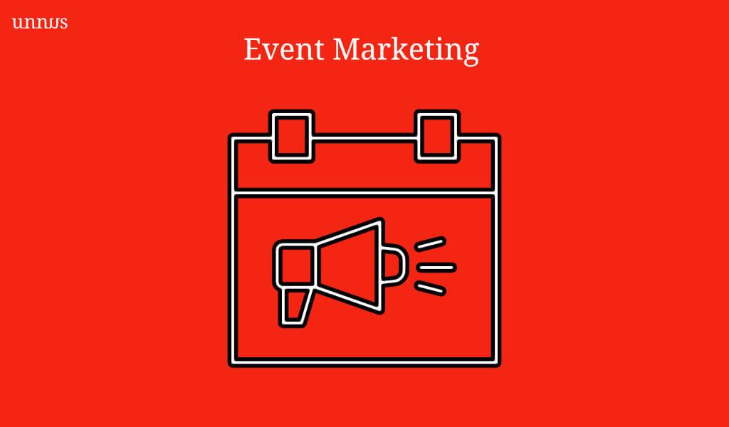 Event Marketing illustration for nursing homes