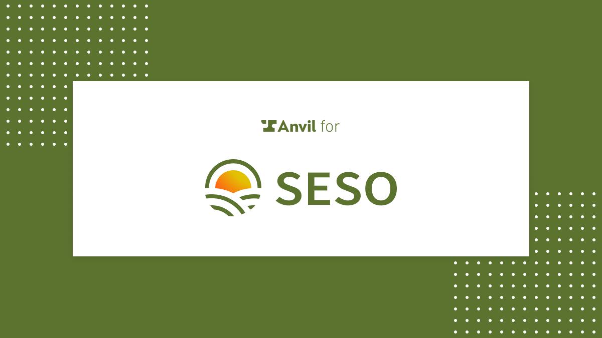 Case Study: Anvil automated - Seso - Logo
