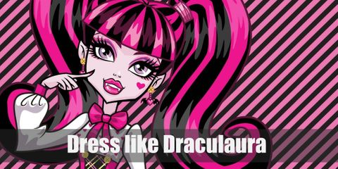 Dress like Draculaura (Monster High) Costume