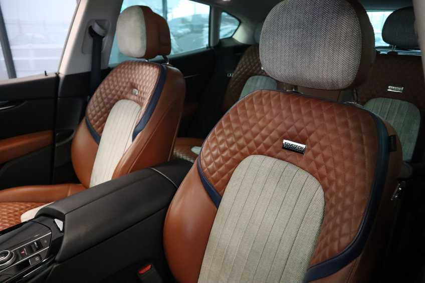 """Maserati Levante 3.0 V6 D AWD STARTECH UNIEK! Panoramadak Diamond Leder Xenon 21""""LM 275 PK! *tot 24 maanden garantie (*vraag naar de voorwaarden) afbeelding 23"""