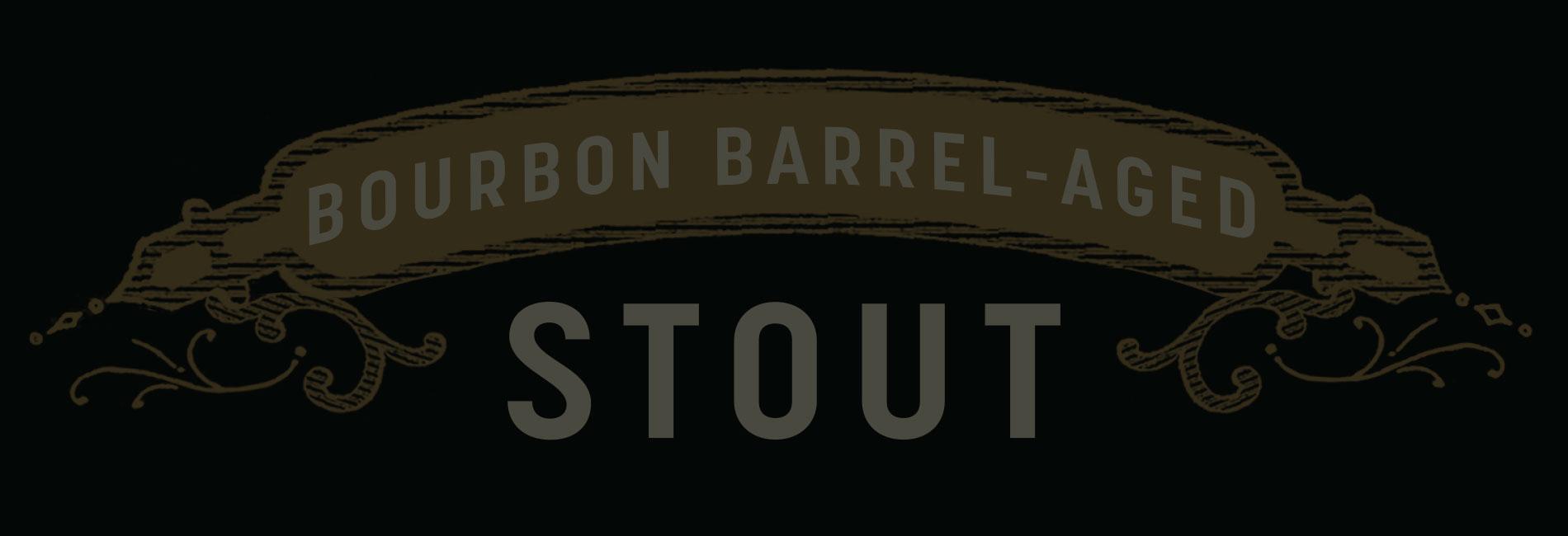 Bourbon Barrle-Aged Stout